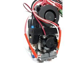 Hypercube Evolution Chimera mount with inductive sensor