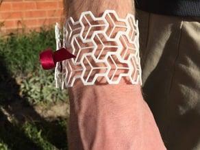 Flattened Bracelet