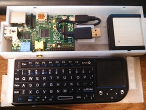 Portable Raspberry Pi Case