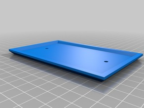 Junior-Jumbo Electrical Blank Cover Plate