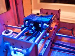 Mendel Inspired Drop-In Makerbot Y-Stage