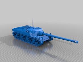 Tank - T28 TD (1/10)