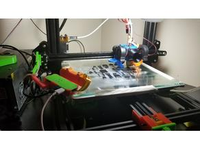 cr-10 raspberry Pi zero AND camera mount