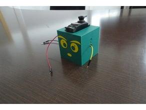 Arduino Servomotor Box