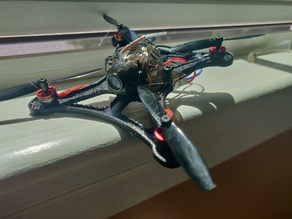 Mobula Toothpick micro fpv drone frame