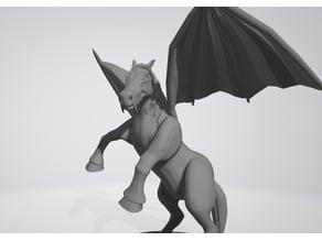 Devil Steed Dnd Pathfinder monster