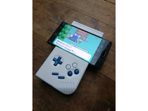 GameBoy Classic Gamepad for Smartphone