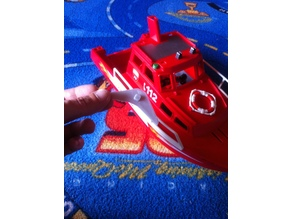 Playmobil Feuerwehr Boot