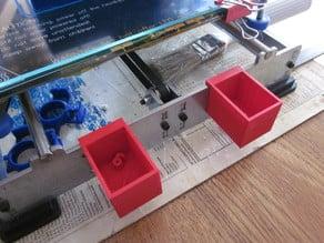Storage box parts
