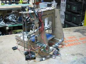 Making prototype of Prusa Air 2