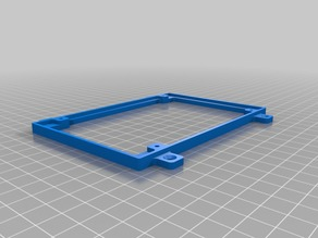 Hictop MKS 1.3 RAMPS Board Mounting Plate