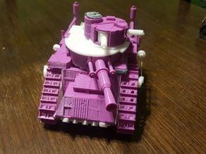 Ork Kill Krusha Tank