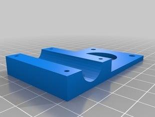 NEMA17 Stepper motor clamp