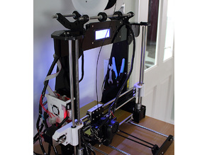 Anet A8: Tool Holder 2 (Right side)