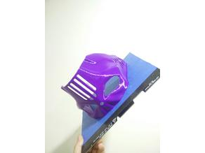 Airsoft compact mask