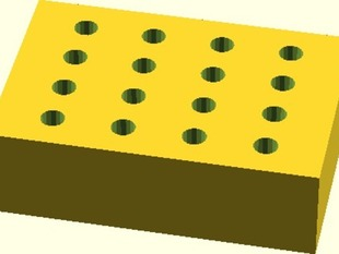 Centrifuge rack