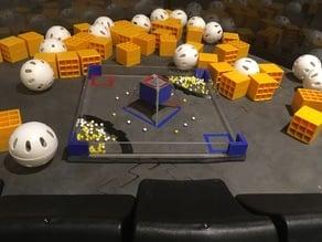 FTC Rover Ruckus 1:12 scale Mini-field