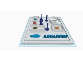 Aquarium Layout / Game - for Megaquarium computer game