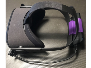 Oculus Quest External Battery Mount