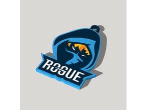 Rogue Esports Logo Charm