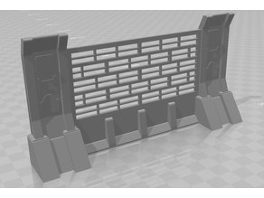 Perimeter Fence for Star Wars Legion