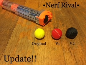 Nerf Rival Ammo