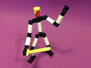 myBot Poseable Action Figure
