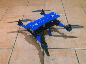 H-250 Quadcopter Quad Copter