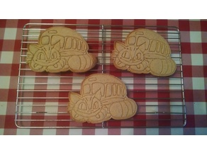 Catbus Cookie Cutter
