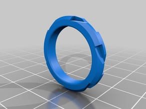 Cool Futuristic Ring