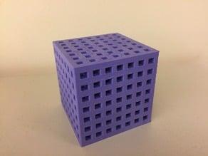 Regular Cubic Sponge