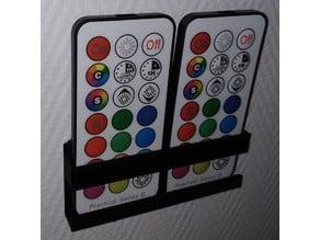 LED Bulb Remote Holder
