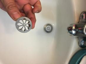 awesome sink drain!