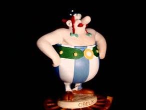 """Obelix - """"die spinnen die Römer"""""""