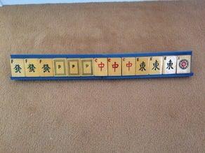 Porte tuiles Mah-Jong / Mah-Jong tiles holder