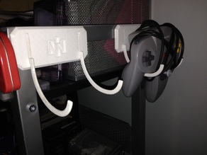 N64 controller holder