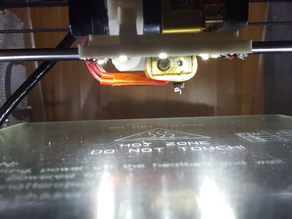 pursa i3print head led holder