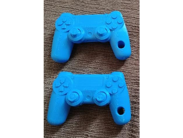 PS4 Controller Keyring by rlegault