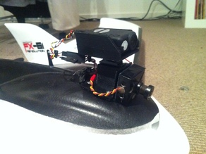 Zeta FX-61 Mobius FPV Pan