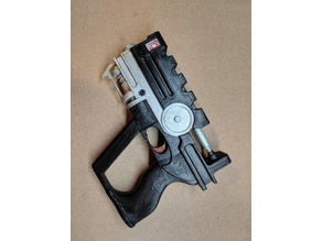 Korben Dallas Blaster - Fifth Element