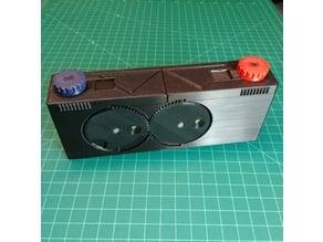 terraPin OSKAR^2 Stereo Pinhole Camera