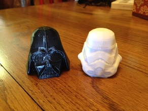The Darth Vader and Storm Trooper Shakers are now TWISTED!