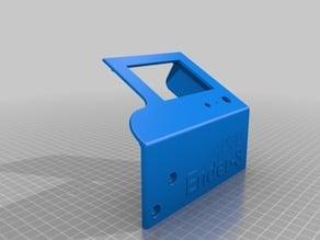 Ender 3 RepRap Full Graphic Display & Pi Mount