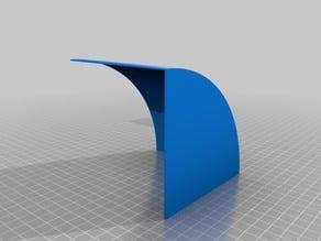Deckel für meinen Filamenthalter-Entwurf