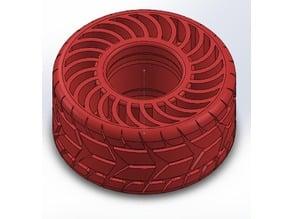 OpenRC Formula 1 Car Tire