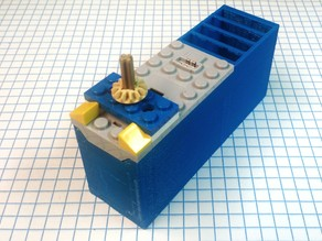 LEGO Battery Box Mod