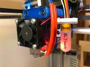 BLTouch mount for HyperCube 3D Printer
