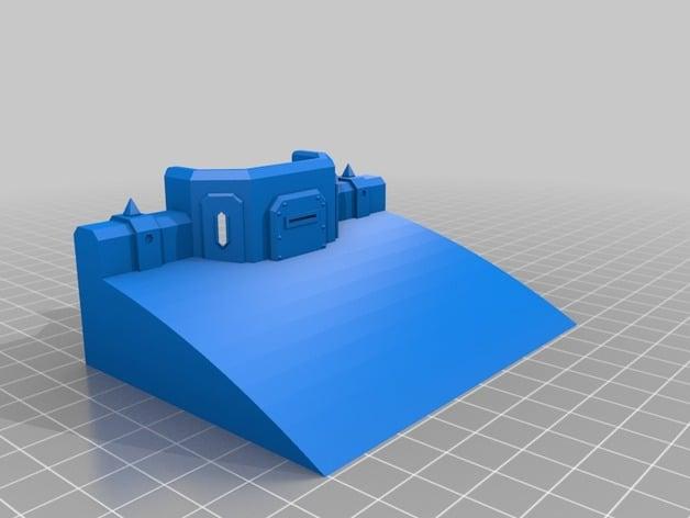 3d printed trincheras dxsus
