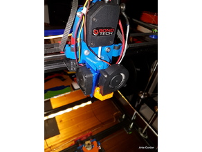 Tronxy X5S Bondtech BMG direct drive E3d mount