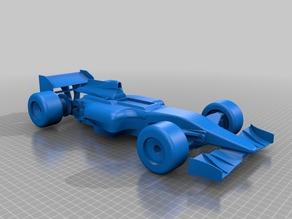 (Deprecated) HPD F1 V1.0 a  competition grade F1 R/C
